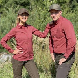 Zvýhodněný set Blaser pro oba – dámská a pánská košile