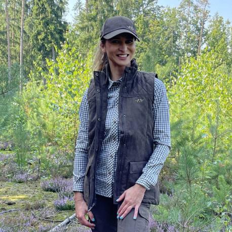 Zvýhodněný dámský set Blaser – lovecká vesta a košile