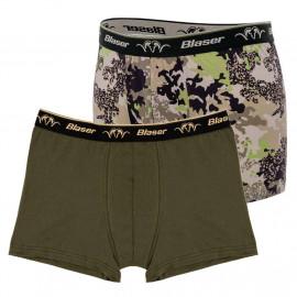 Zvýhodněný set Blaser – boxerky Magnum camo a zelené