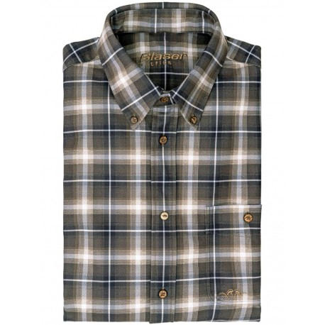 Lovecká košile Blaser Lasse fleece