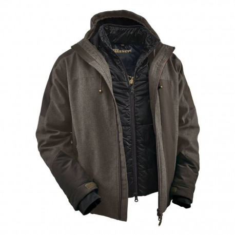 Lovecká bunda Blaser Luis Vintage 2v1 zimní