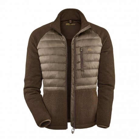Bunda Blaser Hybrid fleece