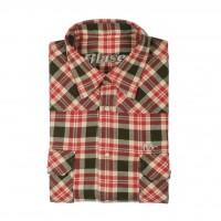 Lovecká košile Blaser flanelová