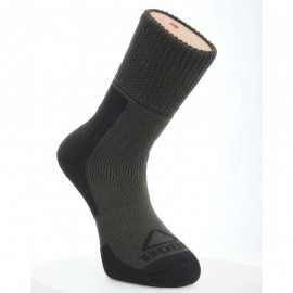 Myslivecké ponožky zimní Bobr zelené