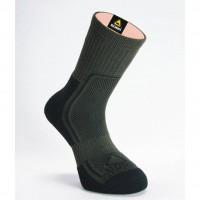 Myslivecké ponožky jaro-podzim Bobr zelené