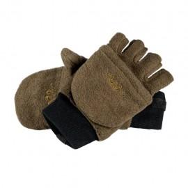 Lovecké rukavice Blaser fleece odklápěcí