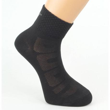 Ponožky letní sport Bobr černé