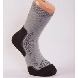 Ponožky zátěžové Bobr šedé