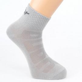 Ponožky letní sport Bobr šedé