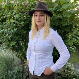 Myslivecká košile Luko dámská s výšivkou
